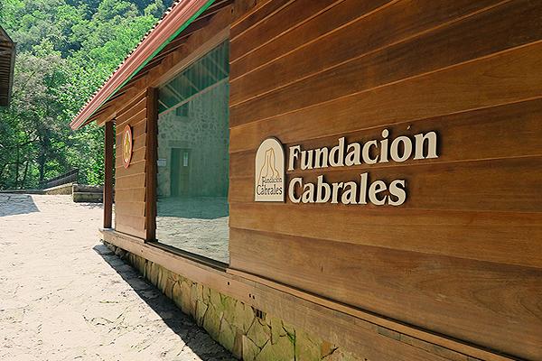 Exterior Fundación Cabrales
