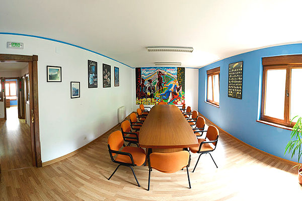 Sala reuniones Consejo Regulador